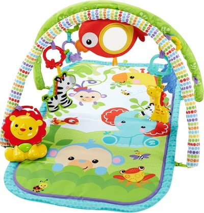 Fisher-Price Rainforest Friends 3 in 1 Musical Activity Gym - * Totally comfortable with a lot of activities.
