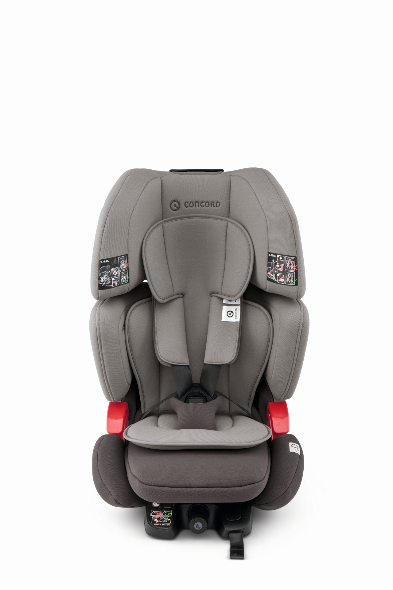 concord child car seat vario xt 5 2019 moonshine grey. Black Bedroom Furniture Sets. Home Design Ideas