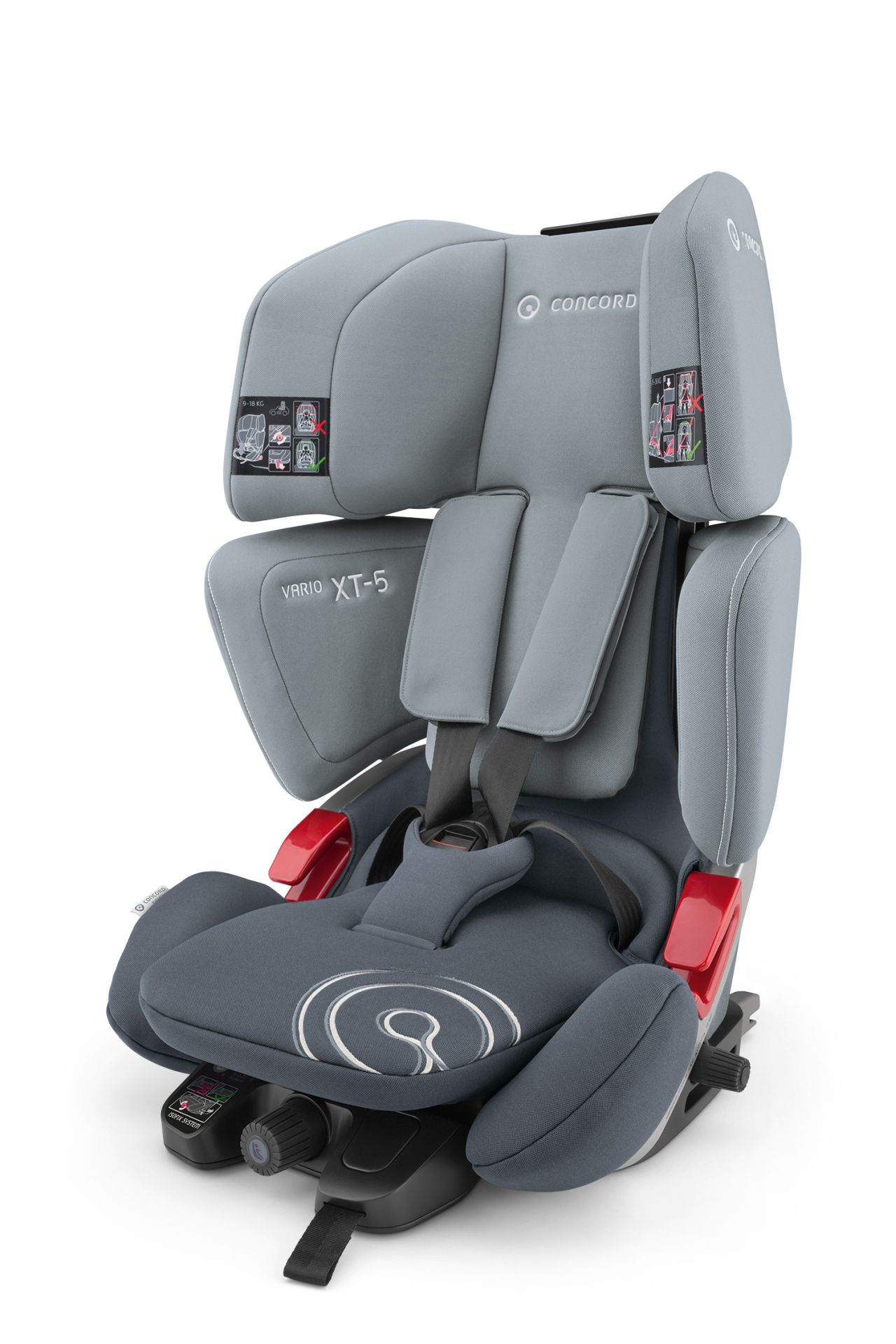 Concord baby car seats: model overview, features and reviews 23
