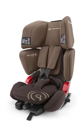 Concord Child Car Seat VARIO XT-5 - * This car seat offers childrend aged 9 months to 12 years a safe and comfortable place to sit in the car with its multi-functional elements.