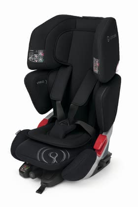 Concord Child Car Seat VARIO XT-5 including Seat Reducer - * This car seat offers childrend aged 9 months to 12 years a safe and comfortable place to sit in the car with its multi-functional elements. NEW: With seat reducer for even more safety and comfort!