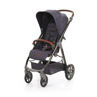 ABC-Design Buggy Mint - * This chic buggy will enrich your turbulent everyday life as a family. It is agile, light, handy and full of comfort.