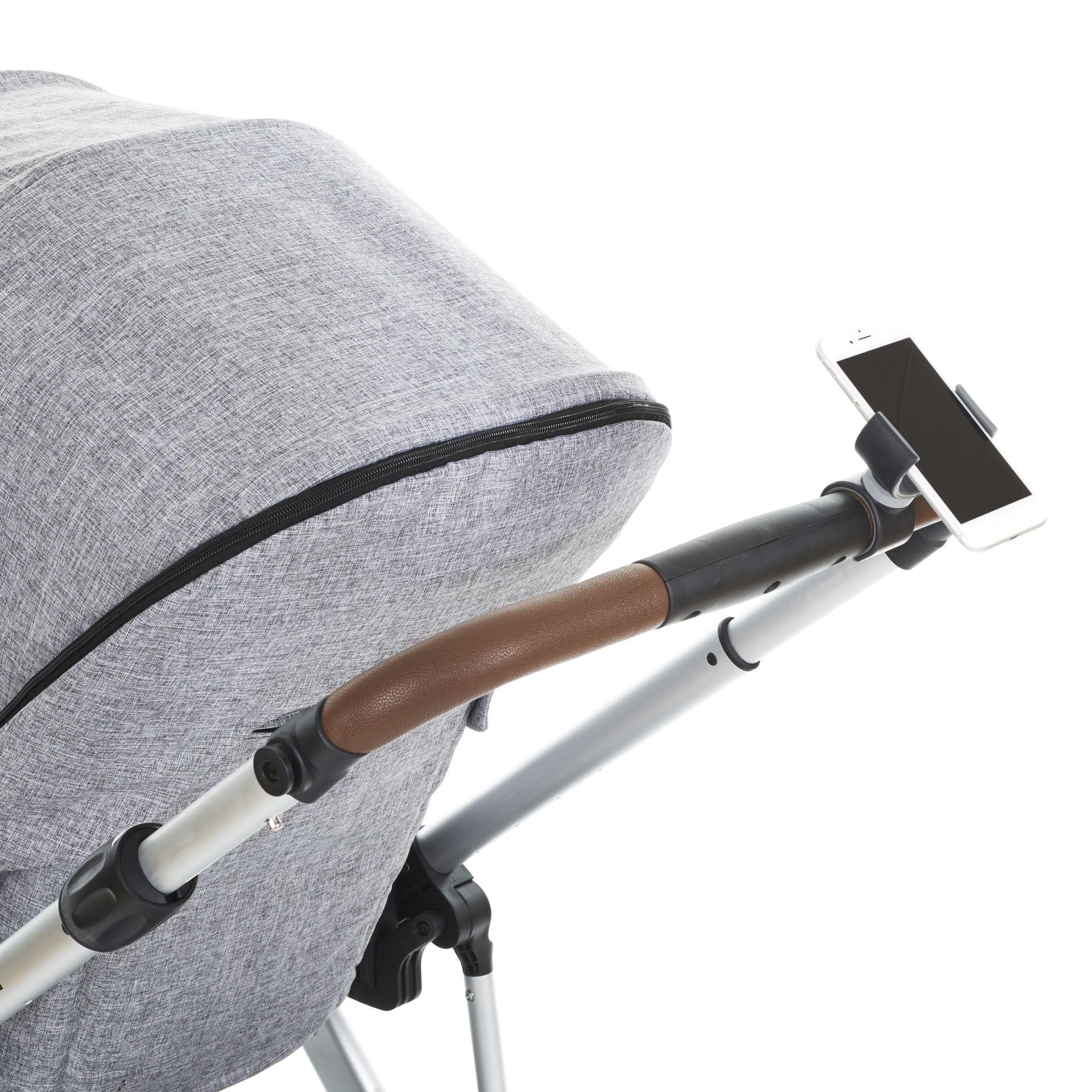 Sistemas de bolsillos y soportes unisex Abc Design