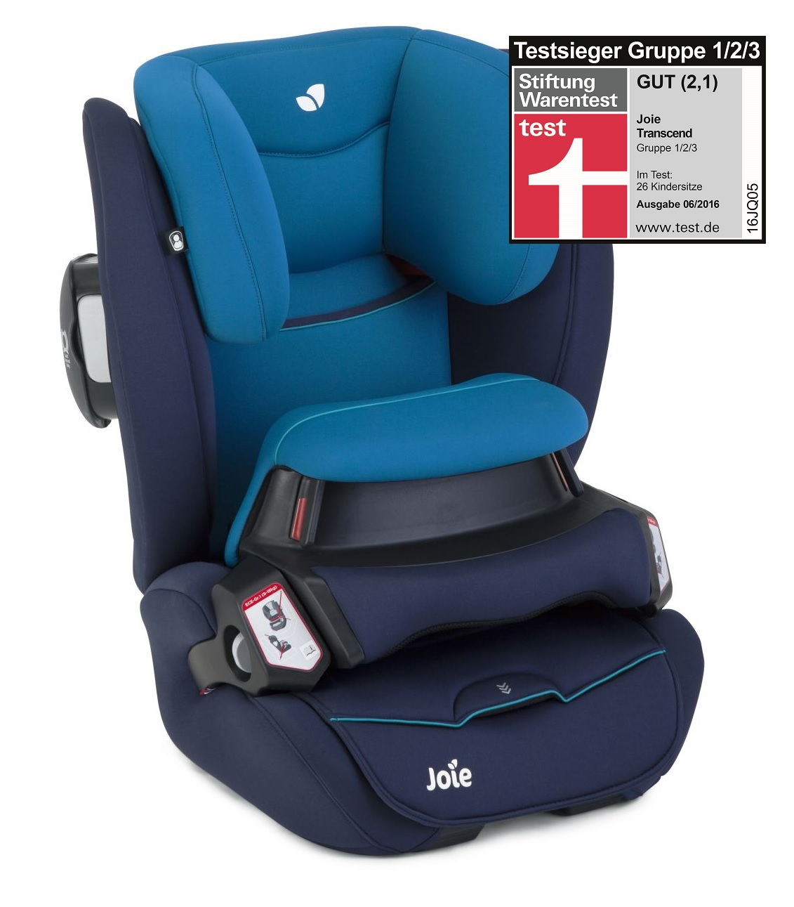Joie Car Seat transcend™ 2017 Caribbean - Buy at kidsroom ...
