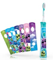 AVENT Philips Sonicare for Kids Sonic Electric Toothbrush - * This electrical toothbrush appropriate for children will support your little one thanks to a funny app.