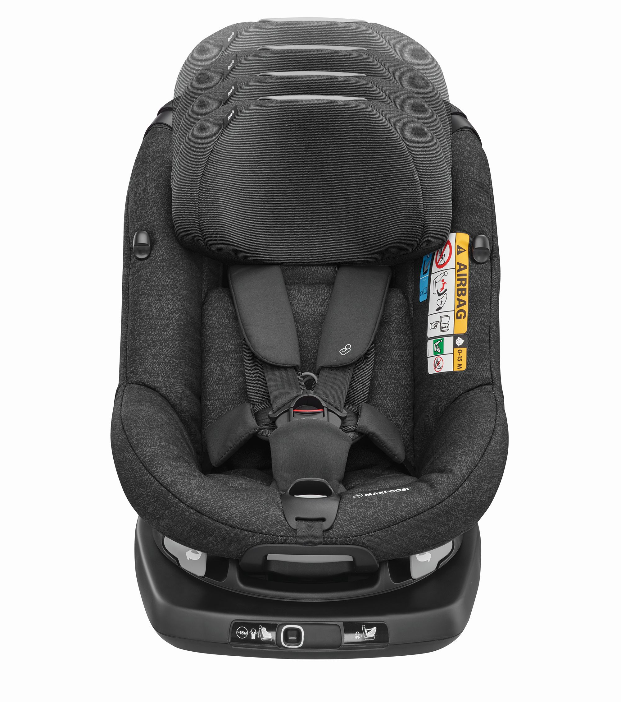 maxi cosi child car seat axissfix i size 2019 nomad black. Black Bedroom Furniture Sets. Home Design Ideas