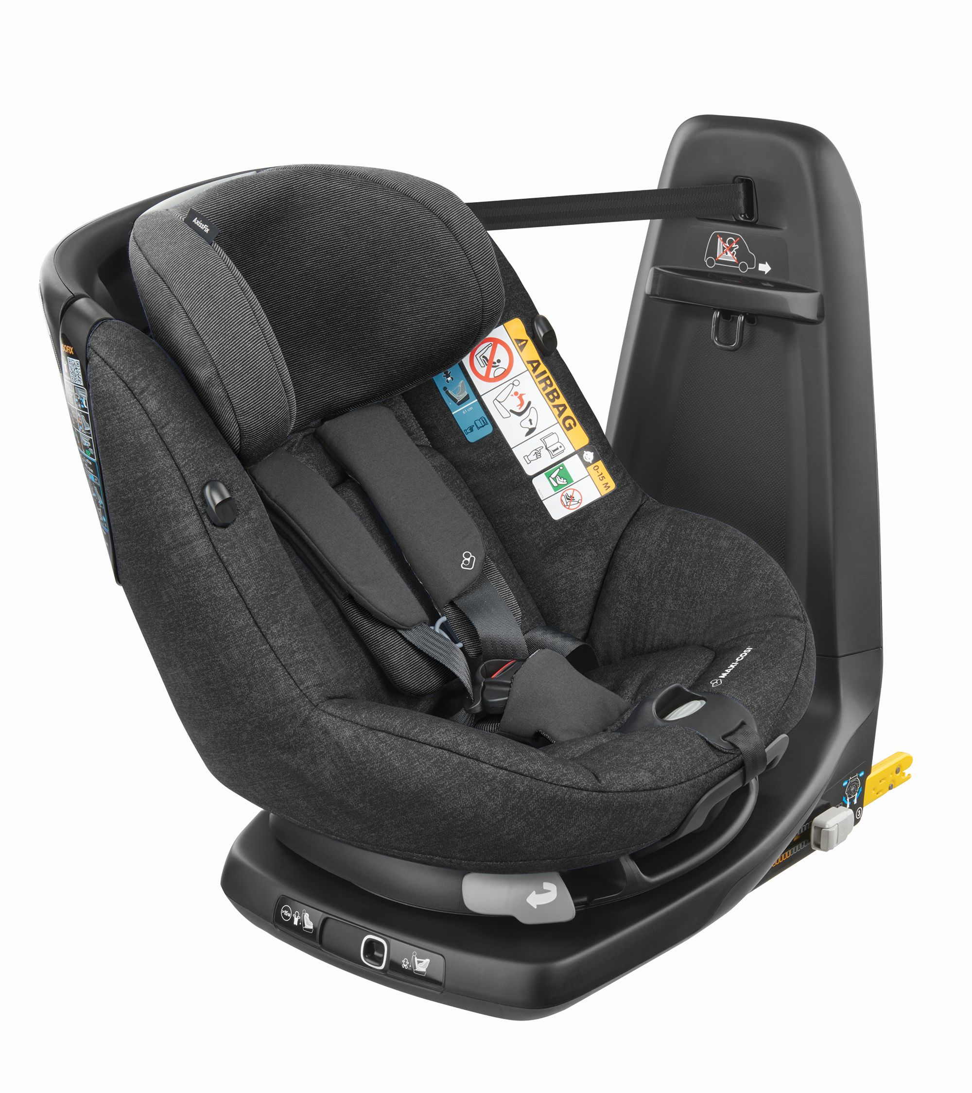 Maxi cosi axissfix car seat i size 2018 nomad black buy for Maxi cosi housse