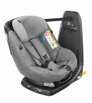 Maxi-Cosi Child Car Seat AxissFix i-Size Nomad Grey 2020 - large image