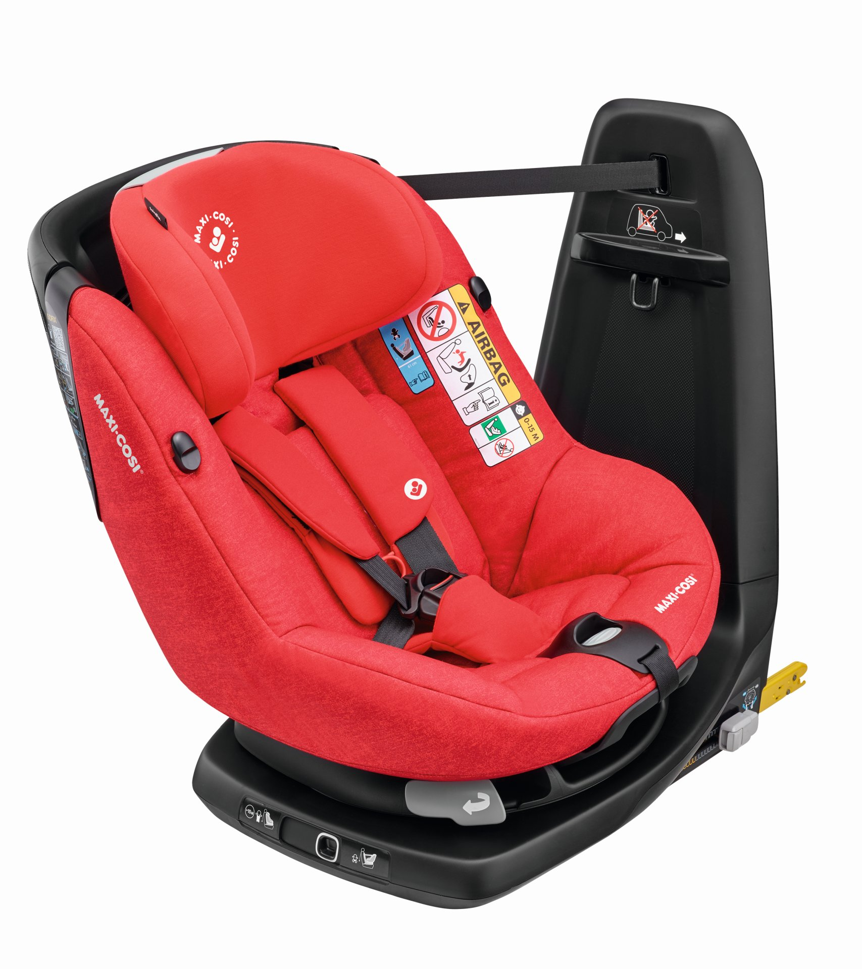 Maxi Cosi Child Car Seat AxissFix I Size Nomad Red 2019