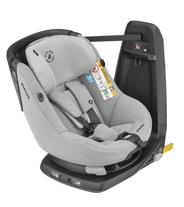 Maxi-Cosi Child Car Seat AxissFix i-Size - * Maxi-Cosi car seat AxissFix i-Size – Licensed with the new i-Size standard, this car seat will provide even more safety and comfort.