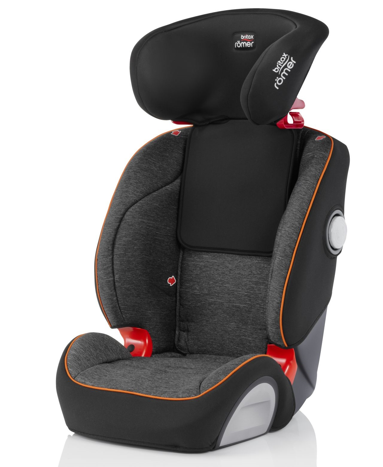britax r mer evolva 1 2 3 sl sict isofix 2019 black marble buy at kidsroom car seats. Black Bedroom Furniture Sets. Home Design Ideas