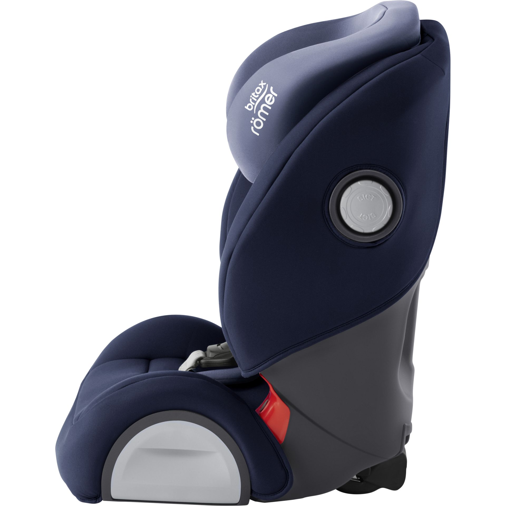 britax r mer evolva 1 2 3 sl sict isofix 2018 moonlight blue buy at kidsroom car seats. Black Bedroom Furniture Sets. Home Design Ideas