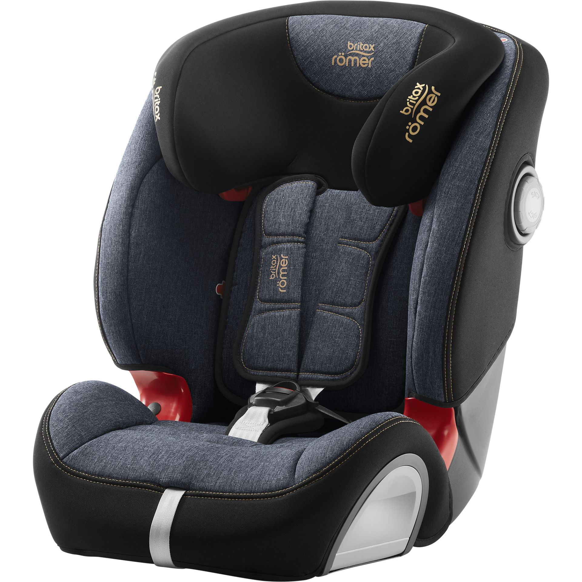 britax r mer evolva 1 2 3 sl sict isofix 2018 blue marble buy at kidsroom car seats. Black Bedroom Furniture Sets. Home Design Ideas