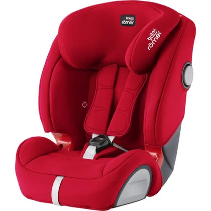 Britax Römer Evolva 1-2-3 SL SICT Isofix - * The new favourite of every parent – even better now. An optimum side-impact protection and the soft-latch Isofix system will provide even more safety.