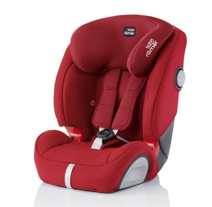 Britax Römer car seat Evolva 1-2-3 SL SICT Isofix Flame Red 2017 - large image