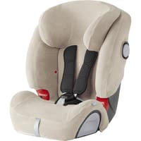 Britax Römer Summer Cover for Evolva 1-2-3 SL SICT -  * The Britax Römer summer cover can be pulled over the regular cover of your child's car seat and prevents your little one from breaking a sweat.