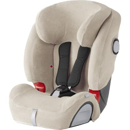 Britax Römer Summer Cover for Evolva 1-2-3 SL SICT Beige - large image