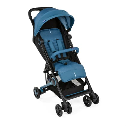 Chicco Pushchair MiiniMo3 DENIM 2020 - large image
