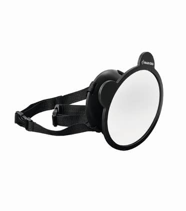Maxi-Cosi Back Seat Car Mirror - * As long as you take your little one with you in your car, a rearview mirror for the back rest is essential.