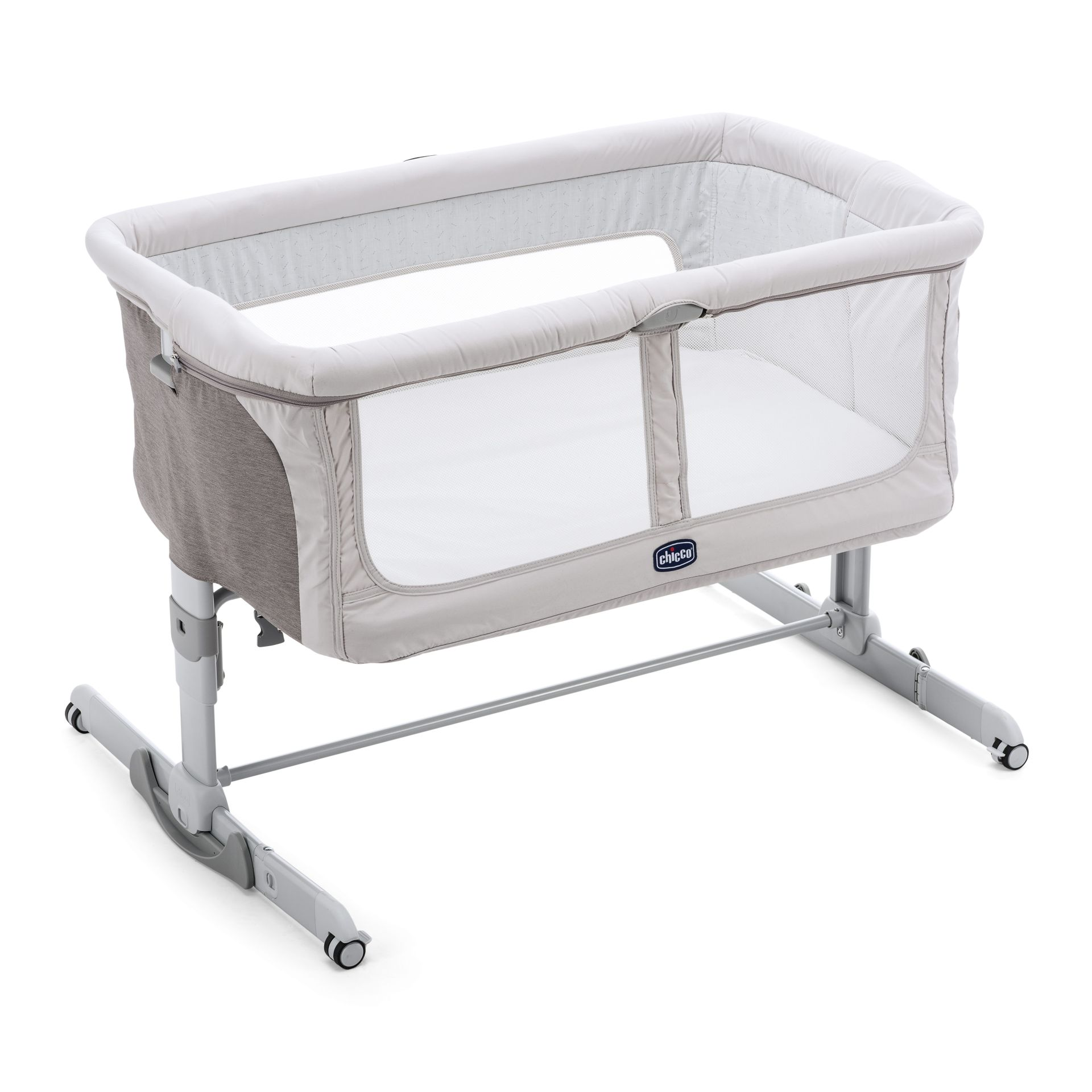 Chicco cot next2me dream 2018 legend buy at kidsroom for Chaise 3 en 1 chicco