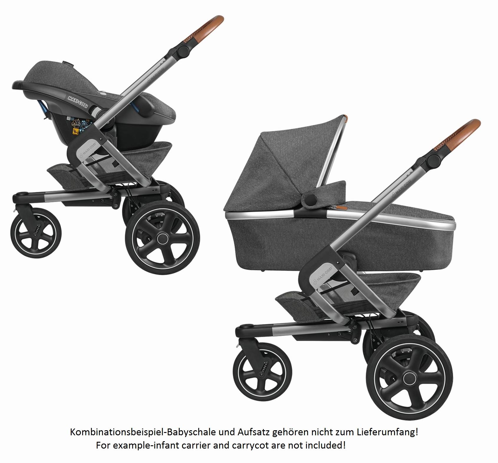 maxi cosi kinderwagen nova 3 rad buy at kidsroom strollers. Black Bedroom Furniture Sets. Home Design Ideas