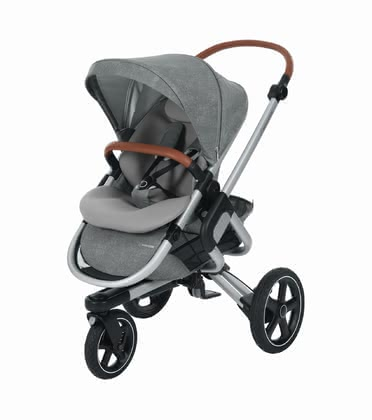 Maxi-Cosi 3-Wheels Stroller Nova - * The Maxi-Cosi stroller Nova 3-wheels is super comfortable and offers a feeling of security.