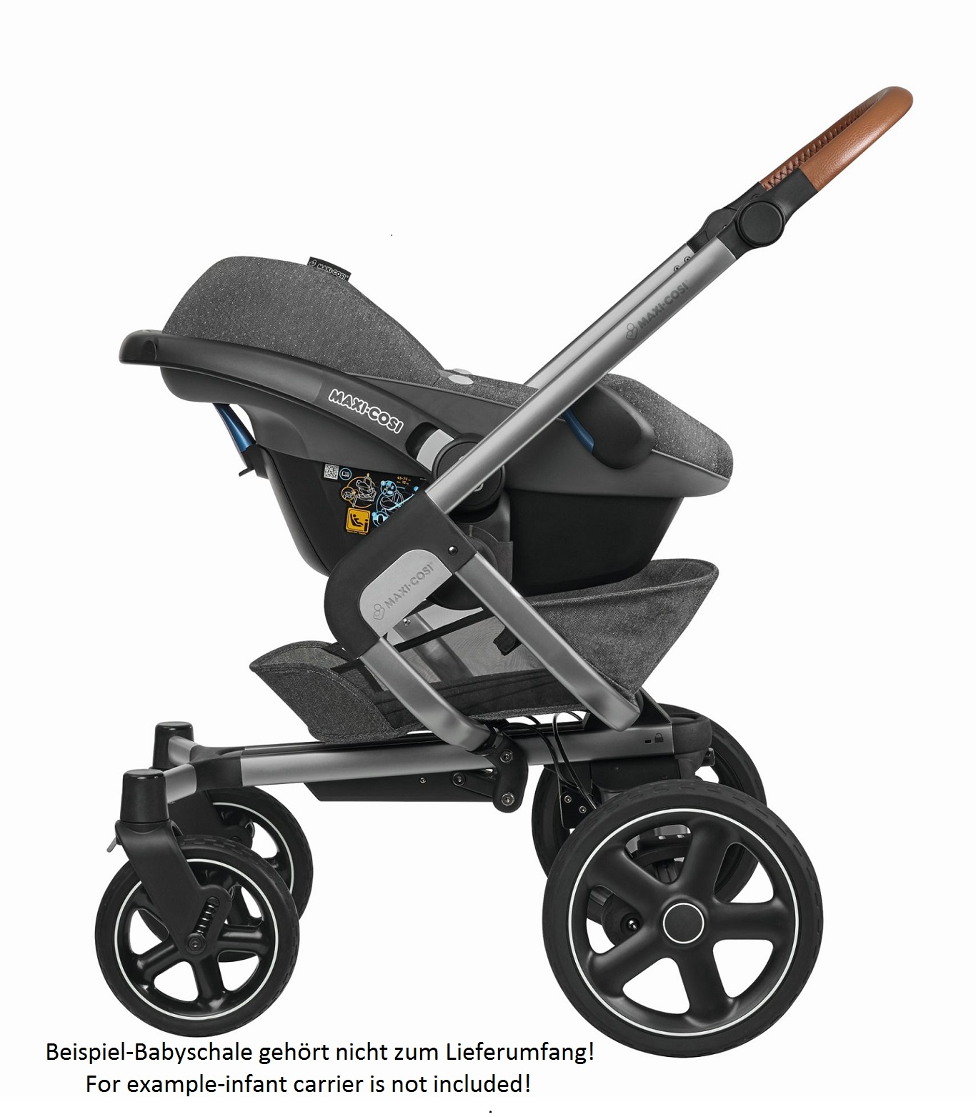 maxi cosi stroller nova 4 wheels buy at kidsroom strollers. Black Bedroom Furniture Sets. Home Design Ideas