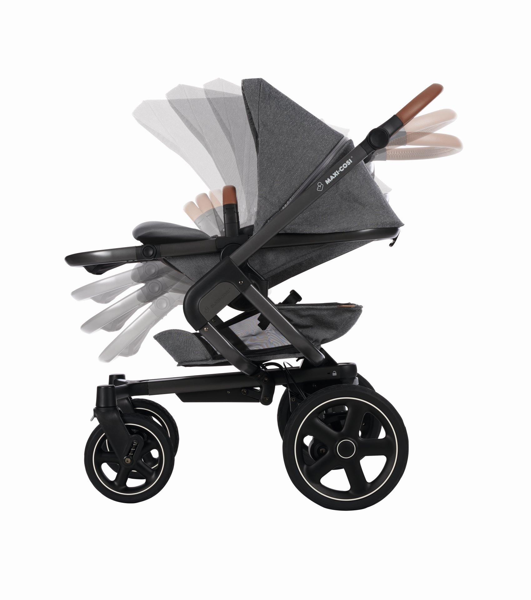 Maxi Cosi 4 Wheels Stroller Nova