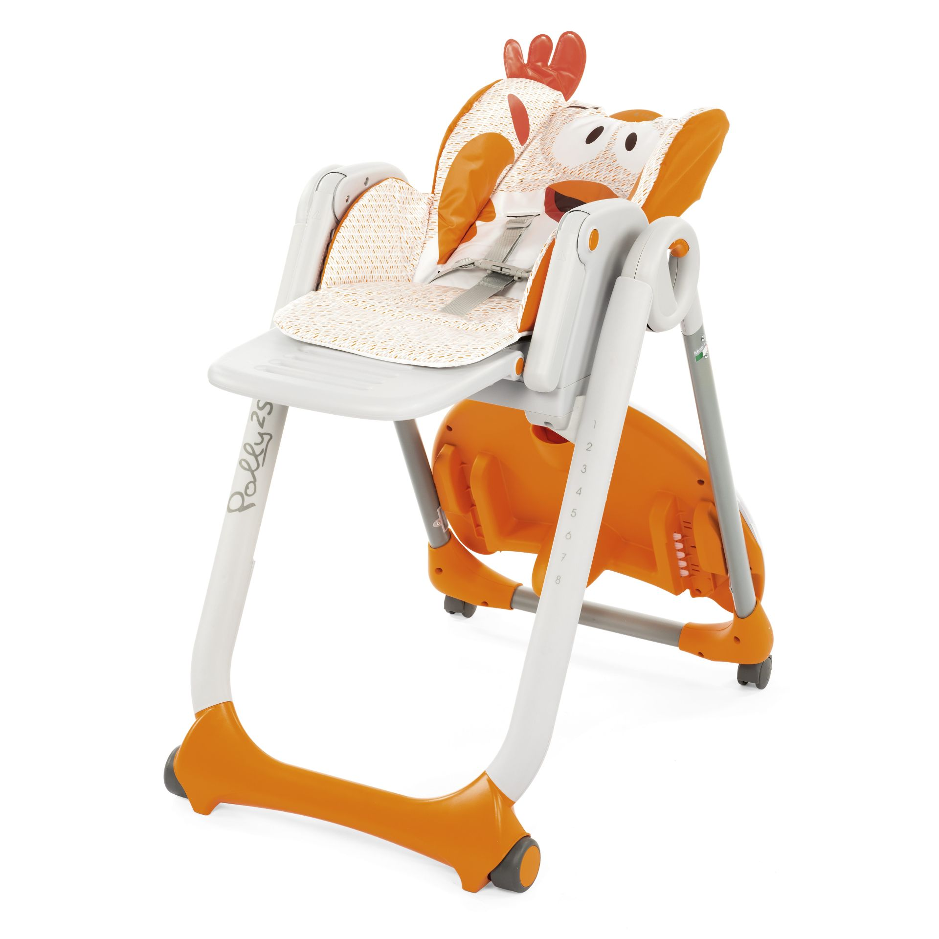 Chicco Chaise Haute Polly 2 Start 2019 Fancy Chicken Acheter Sur