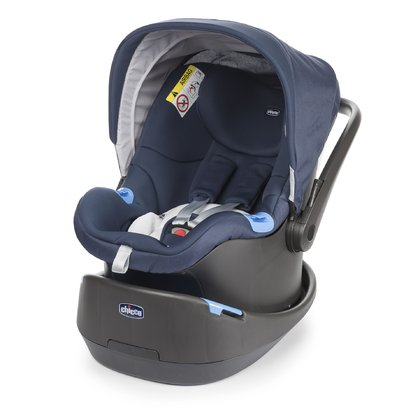 Chicco infant carrier Oasys 0+ Blue Passion 2017 - large image