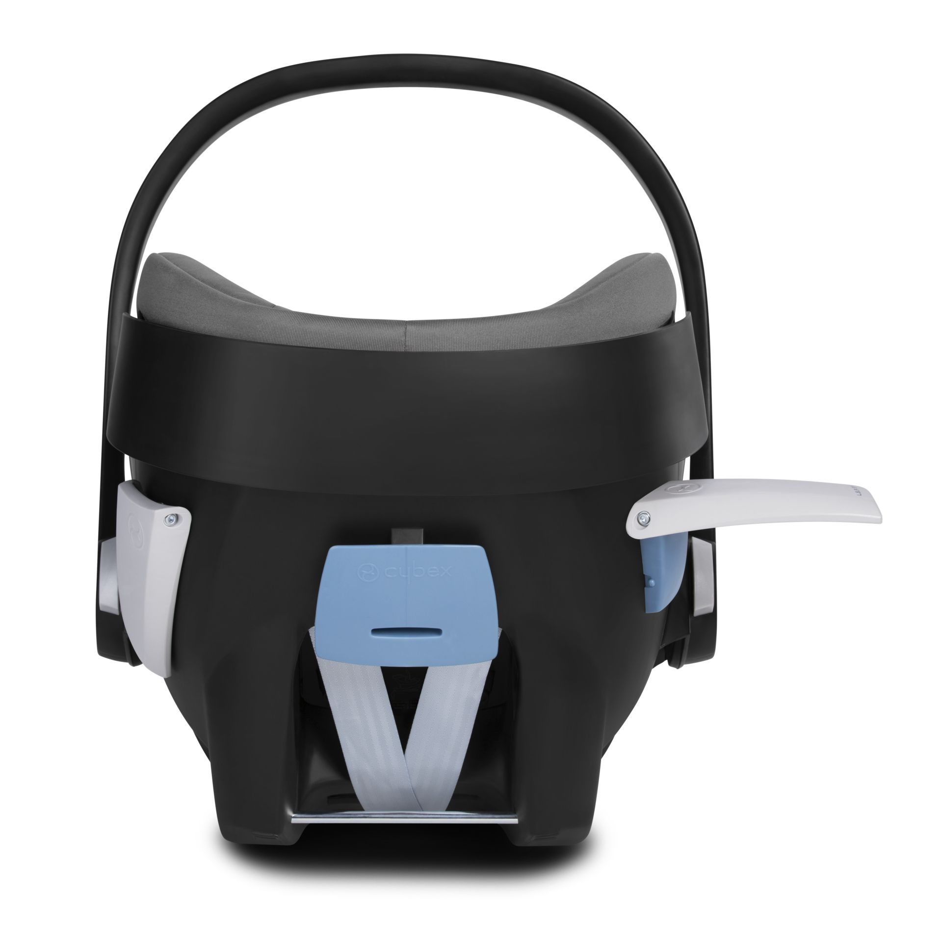 cybex infant car seat aton 5 2018 lavastone black black. Black Bedroom Furniture Sets. Home Design Ideas