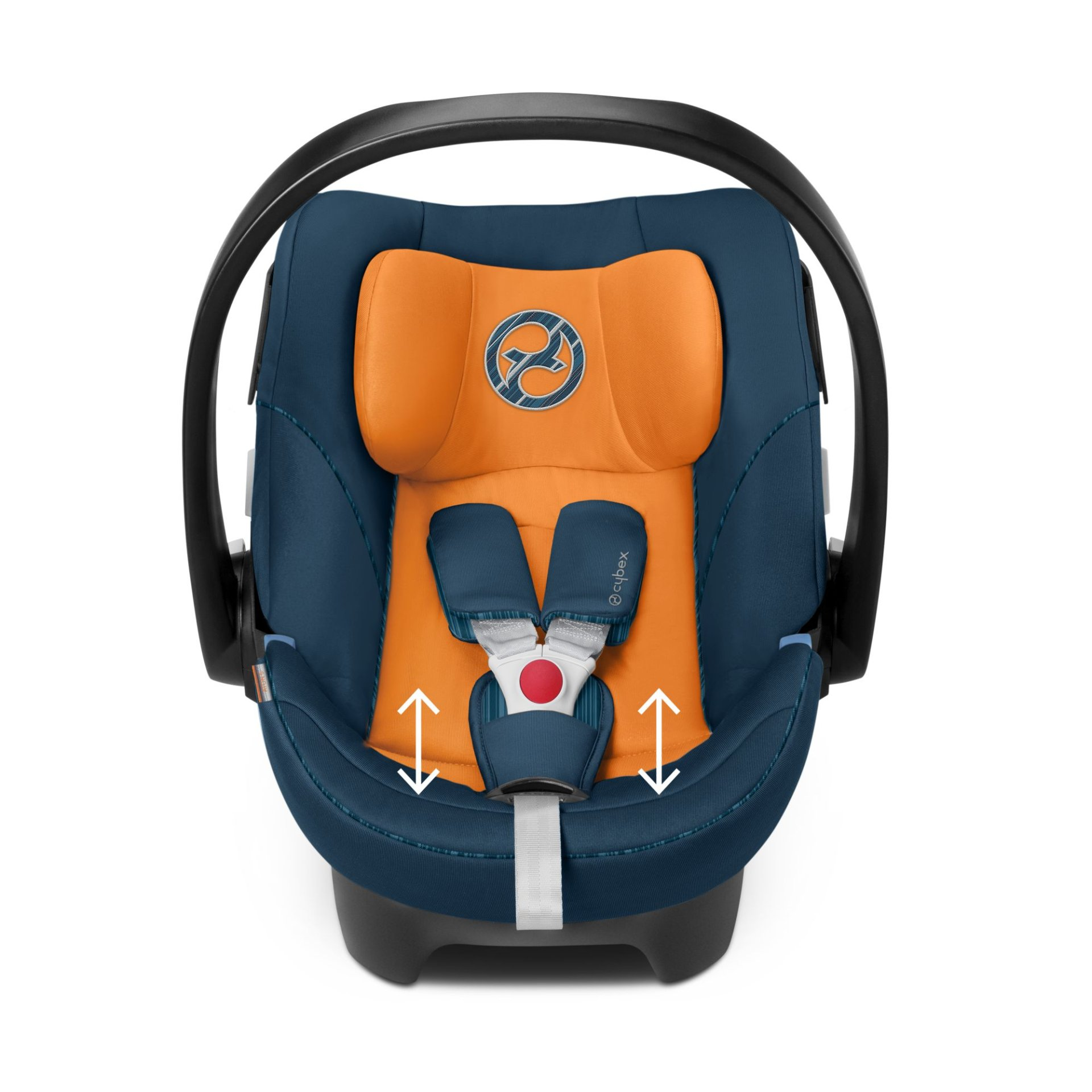 Cybex Infant Car Seat Aton 5 Tropical Blue