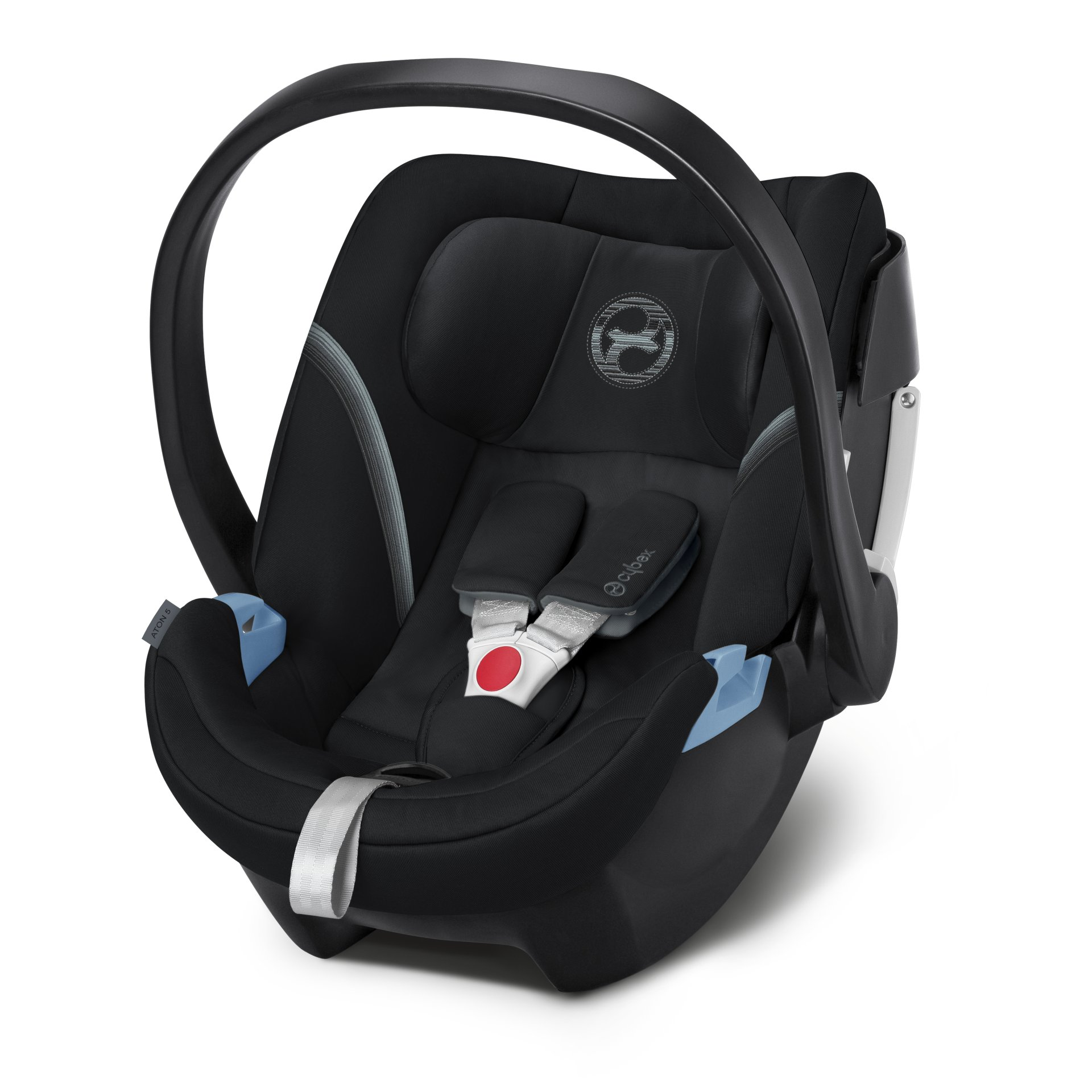 Cybex Infant Car Seat Aton 5 Granite Black Black Kidsroom De