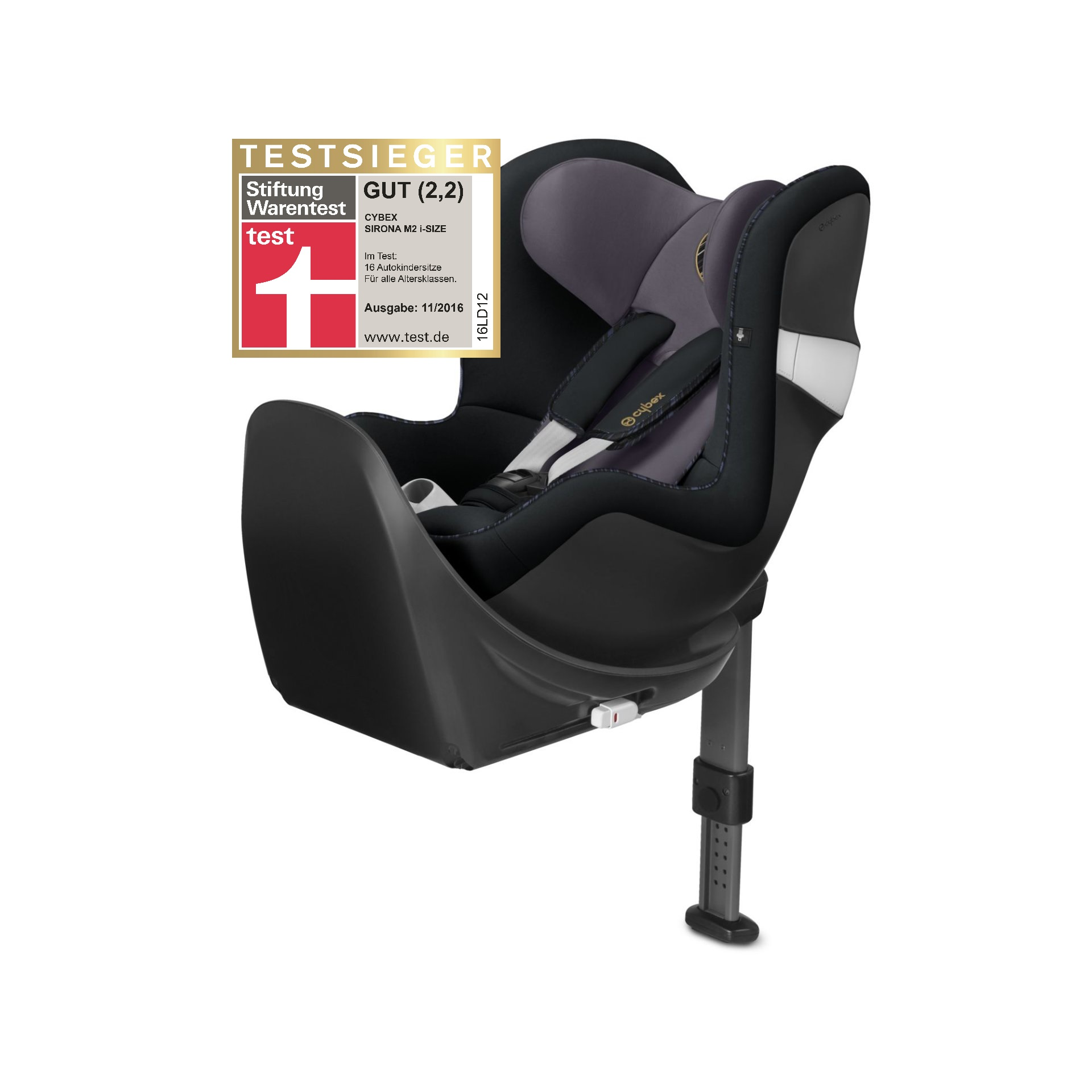 cybex child car seat sirona m2 i size including base m buy at kidsroom car seats. Black Bedroom Furniture Sets. Home Design Ideas