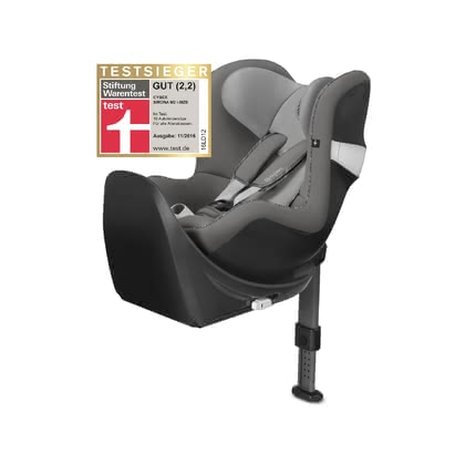 "Cybex Child Car Seat Sirona M2 i-Size including Base M - * The Cybex Sirona M2 i-Size grows with your child and corresponds with the new European requirements and regulations for child safety seats ECE R-129, also called ""i-Size"". The car seat's one-hand adjustment contributes to a quick and optimal setting of its sitting and lying position."