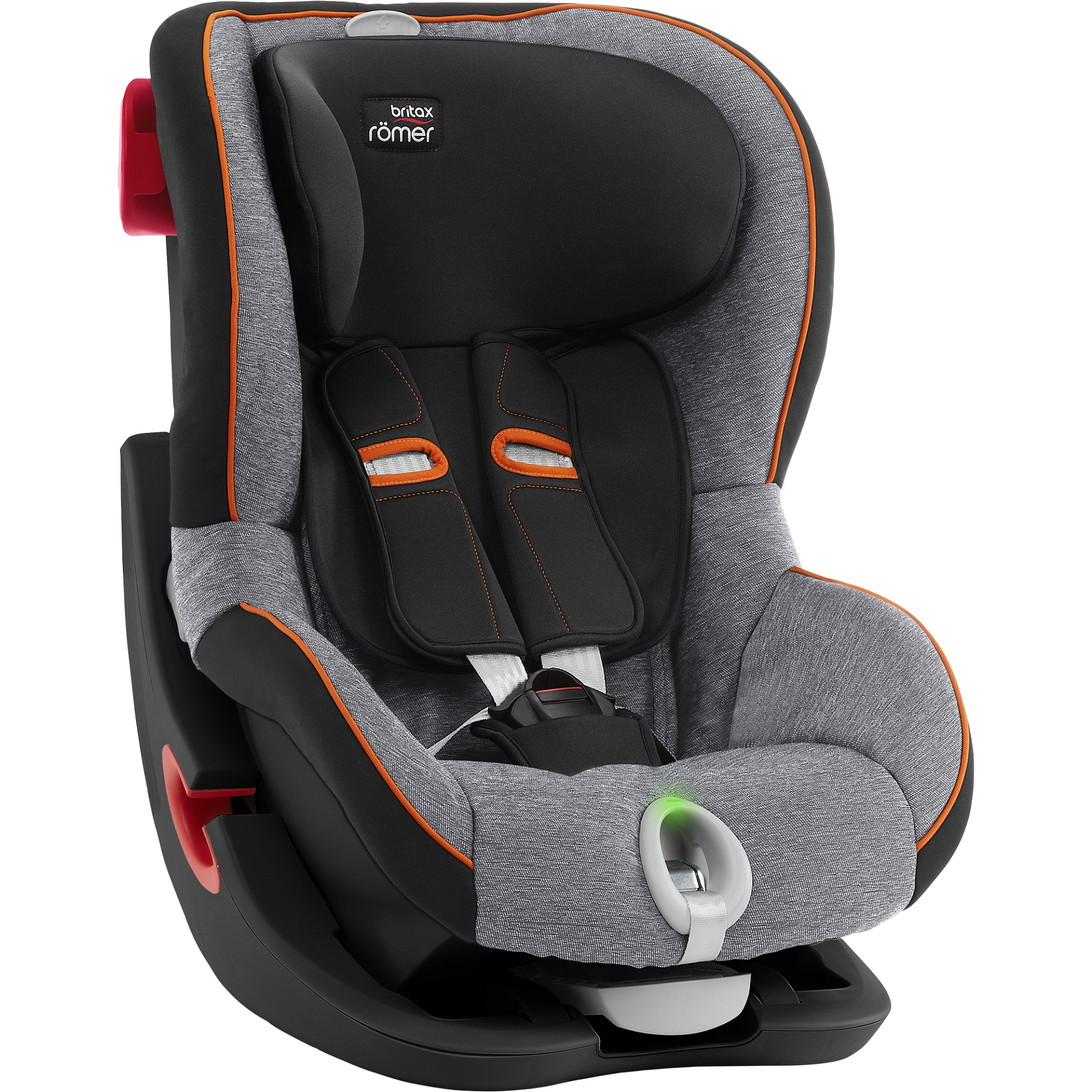 britax r mer car seat king ii ls black series 2018 black. Black Bedroom Furniture Sets. Home Design Ideas