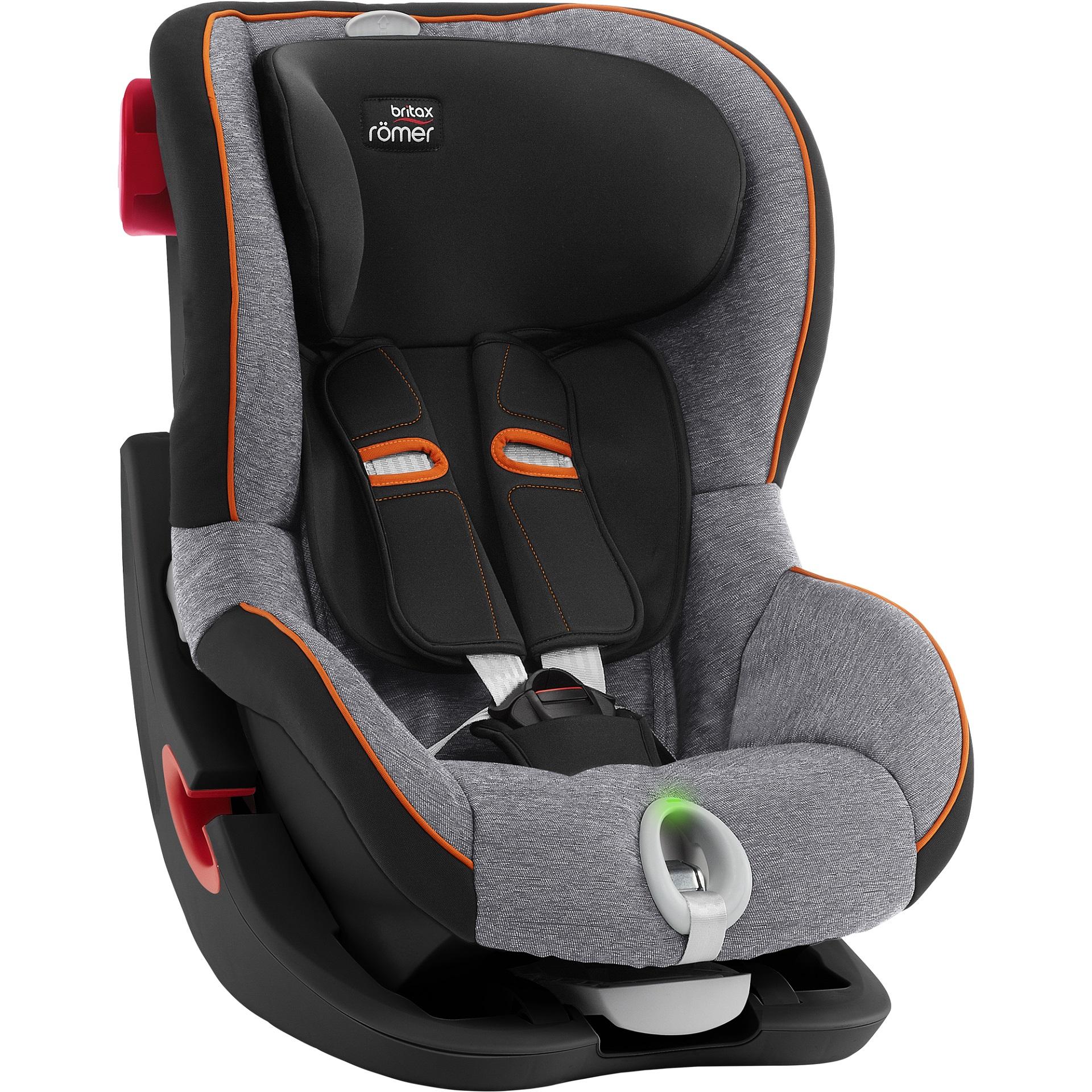 britax r mer car seat king ii ls black series 2018 black marble buy at kidsroom car seats. Black Bedroom Furniture Sets. Home Design Ideas