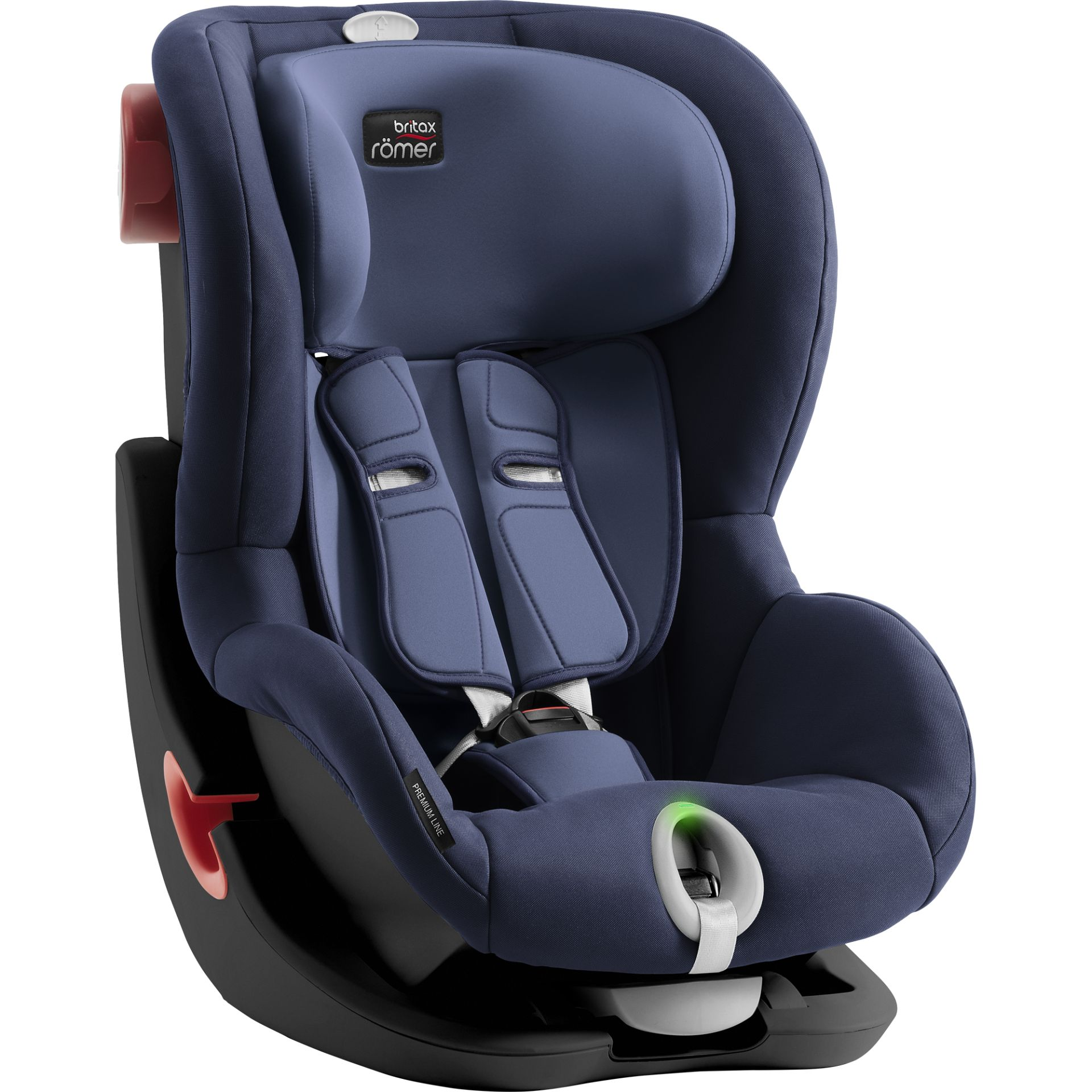 britax r mer car seat king ii ls black series 2018 moonlight blue buy at kidsroom car seats. Black Bedroom Furniture Sets. Home Design Ideas