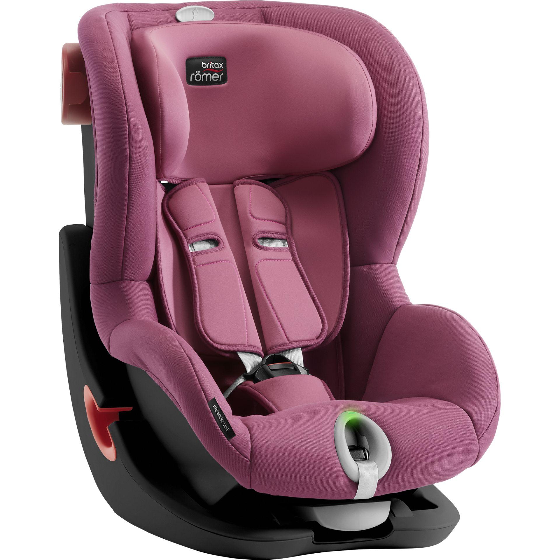 britax r mer child car seat king ii ls black series 2019 wine rose buy at kidsroom car seats. Black Bedroom Furniture Sets. Home Design Ideas