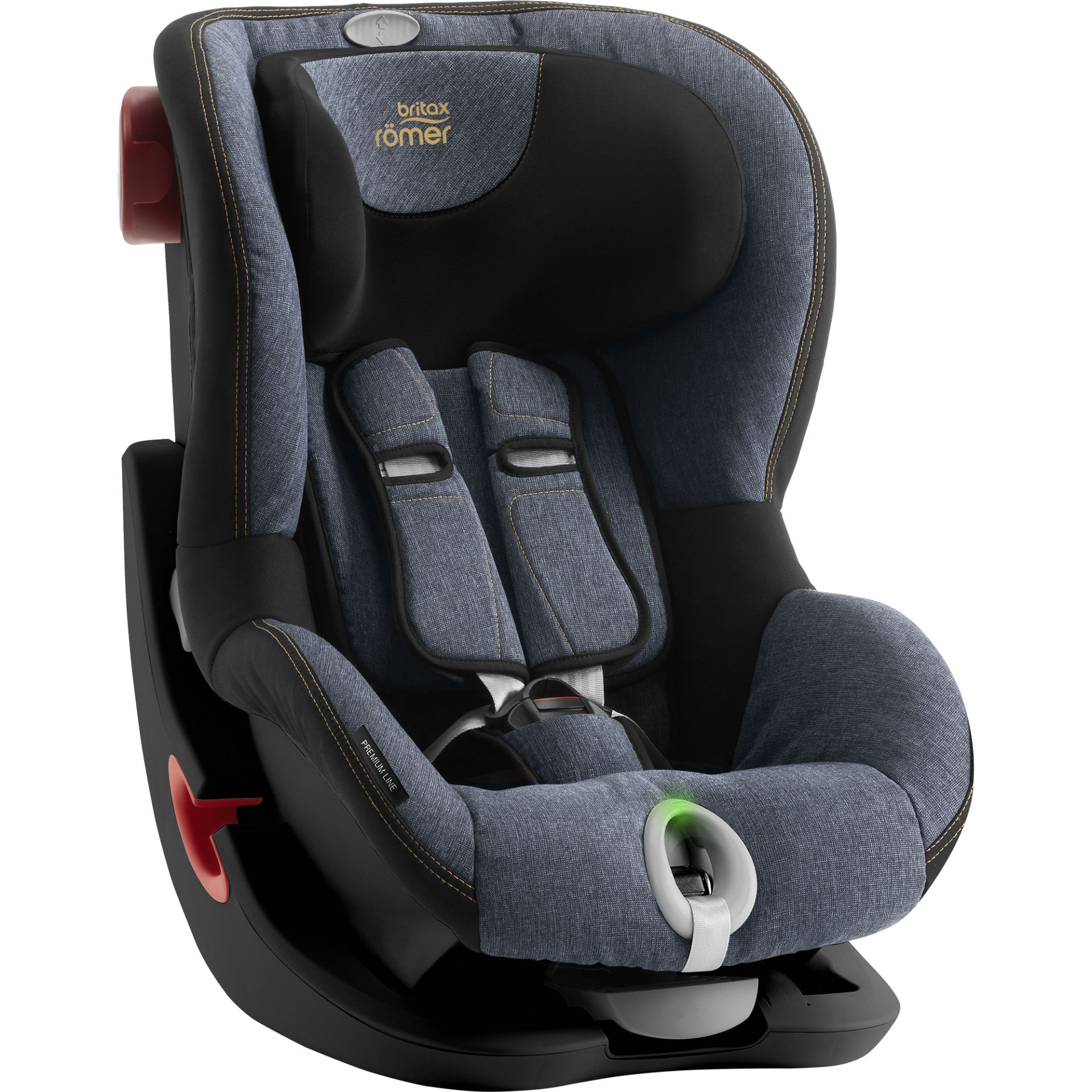 britax r mer child car seat king ii ls black series. Black Bedroom Furniture Sets. Home Design Ideas