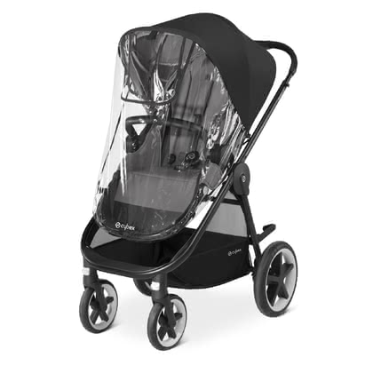 Cybex Rain Cover for Iris & Balios -  * Protecting your little one in any weather the Cybex Rain Cover is the perfect accessory for your stroller.