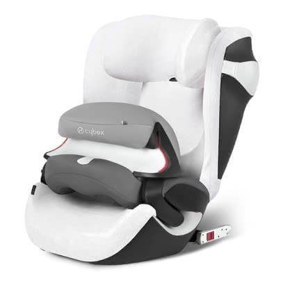 Cybex Summer Cover for Car Seat Juno M-Fix - * The Cybex Summer Cover is the perfect companion on hot summer days. It is suitable for the car seat Juno M-Fix and prevents your little one from breaking a sweat.