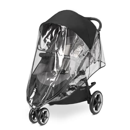 Cybex Rain Cover for Agis M-Air -  * Protecting your little one in any weather the Cybex Rain Cover is the perfect accessory for your stroller.