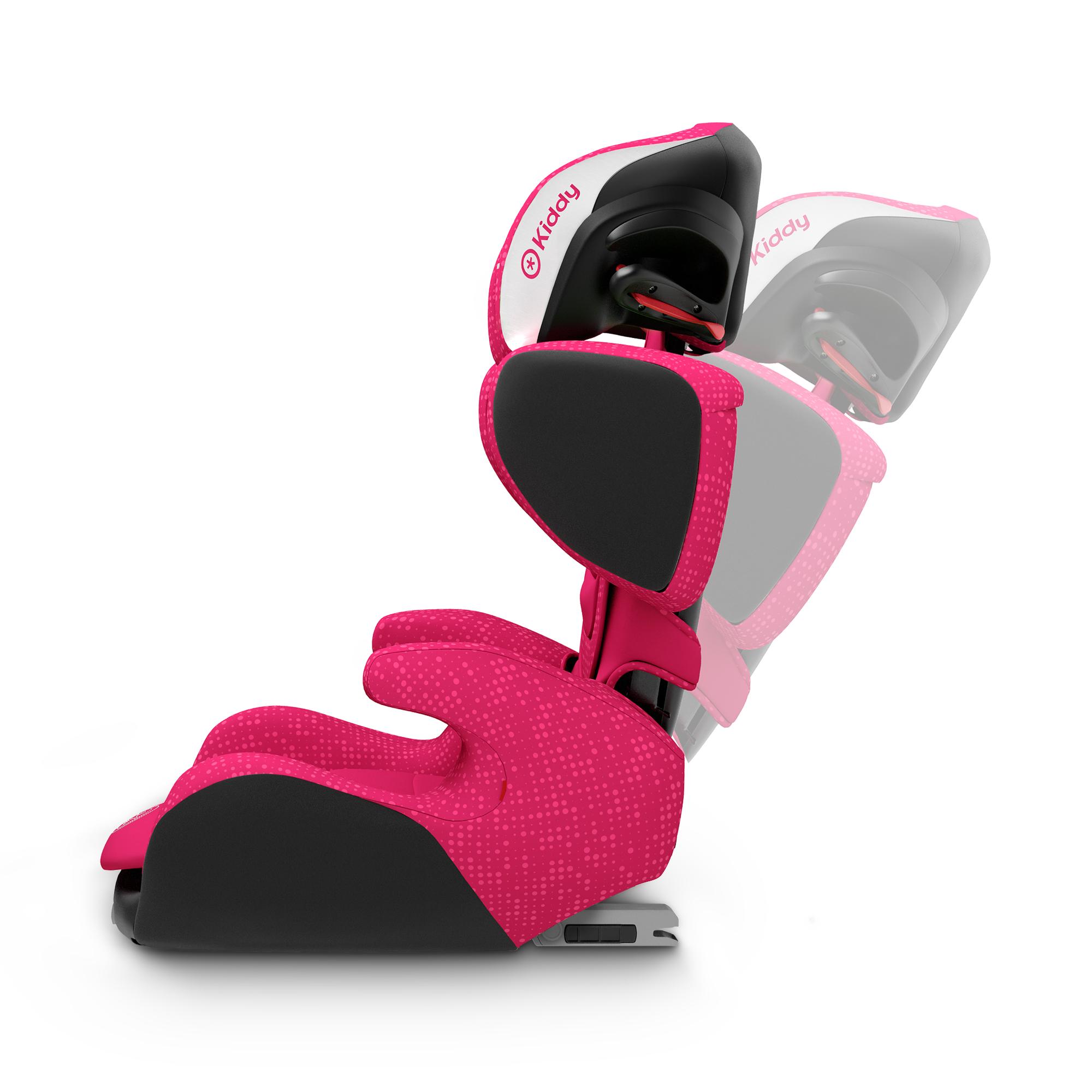 Kiddy Child Car Seat Cruiserfix 3 2019 Rubin Pink Buy At