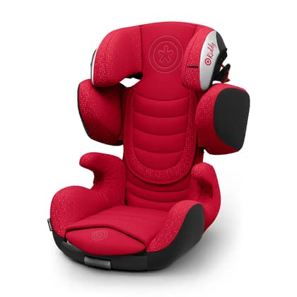 Kiddy Child Car Seat Cruiserfix 3 - * The Cruiserfix 3 is the newest model of this series by kiddy. It corresponds to the latest safety standards, offers an increased comfort and has new, modern designs and colours.