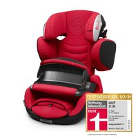 kiddy Child Car Seat Guardianfix 3 - * The new Guardianfix 3 by kiddy unites the safety of its predecessor with an improved side-impact protection. A mix of new, modern colours and silver-colored applications will make it a visual highlight.