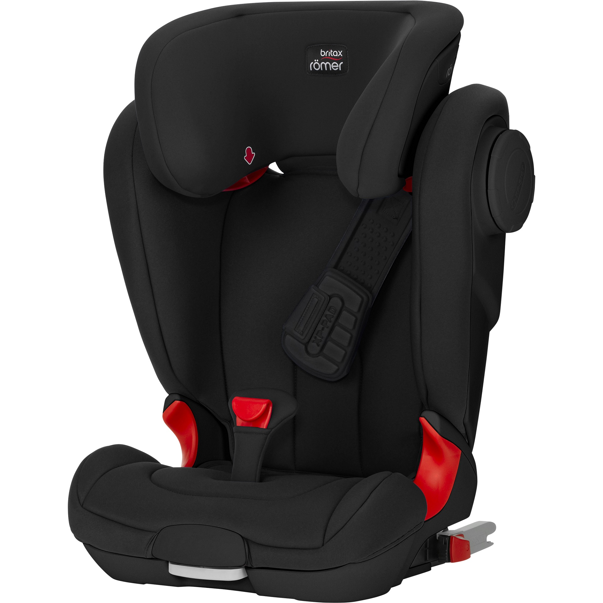 britax r mer safety seat kidfix ii xp sict black series. Black Bedroom Furniture Sets. Home Design Ideas