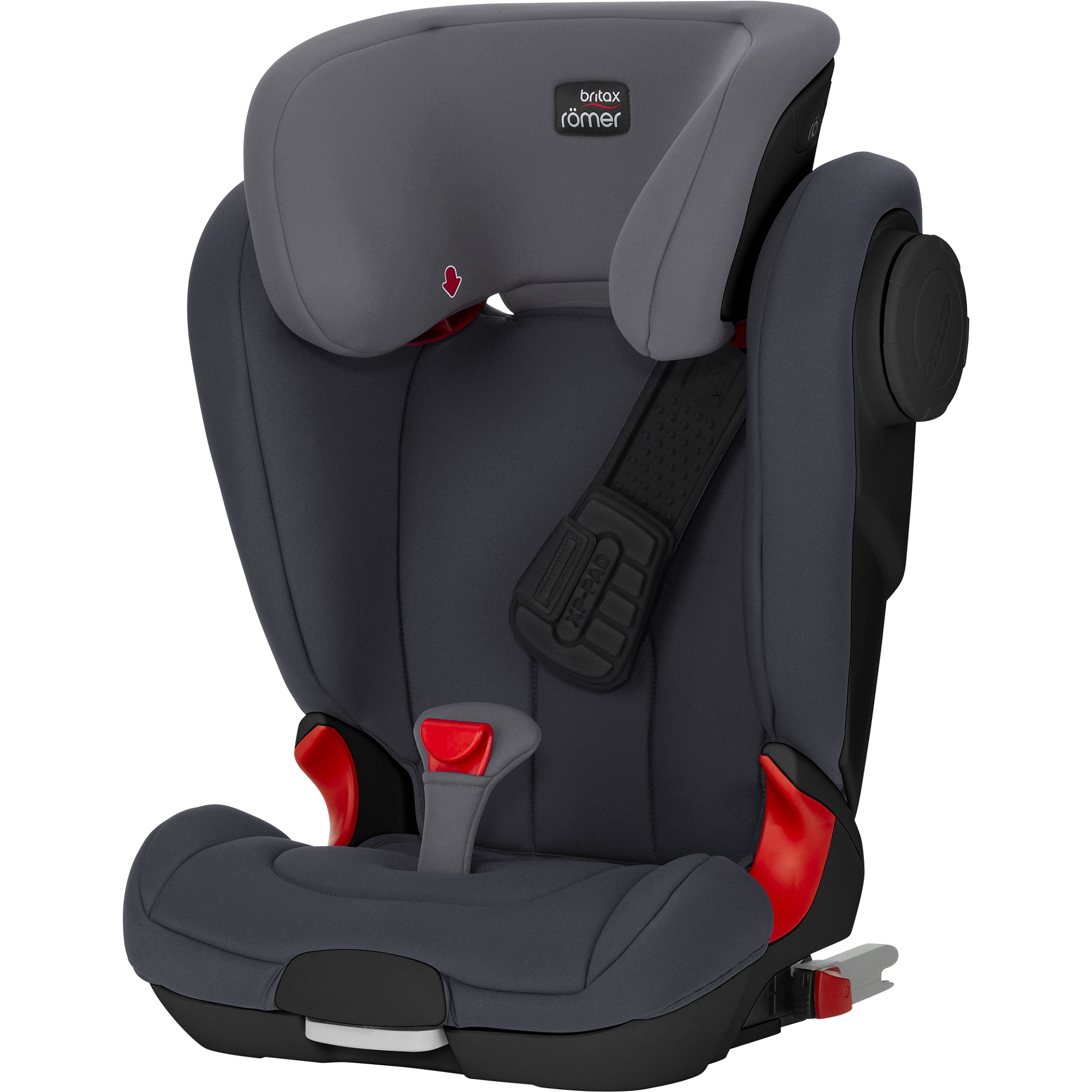 britax r mer child car seat kidfix ii xp sict black series 2018 storm grey buy at kidsroom. Black Bedroom Furniture Sets. Home Design Ideas
