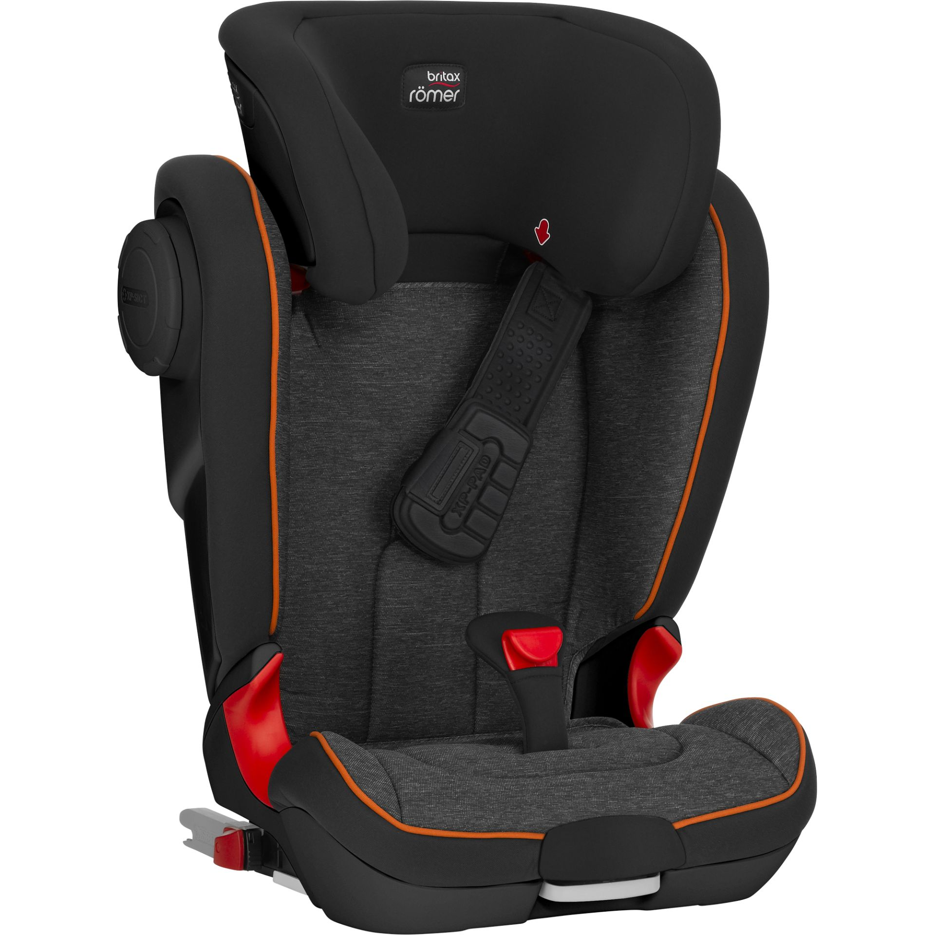britax r mer child car seat kidfix ii xp sict black series 2018 black marble buy at kidsroom. Black Bedroom Furniture Sets. Home Design Ideas