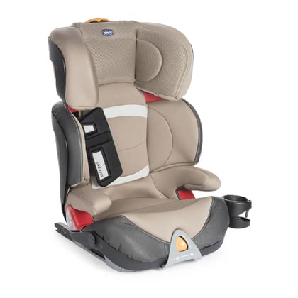 Chicco safety seat Oasys 2-3 Evo FixPlus - * The Oasys 2-3 Evo FixPlus by Chicco grows along with your child and is even safer now – through the new Safe Pad.